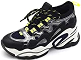 ASH | Bird | Sneaker - schwarz | Black, Farbe:schwarz, Größe:37