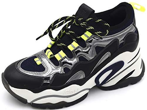 ASH | Bird | Sneaker - schwarz | Black, Farbe:schwarz, Größe:36