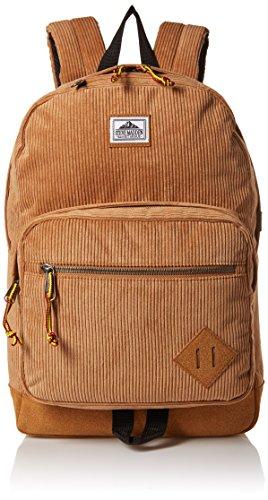 Steve Madden Mens Dome Backpack Backpacks - Off-White -