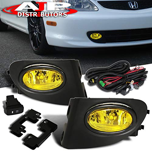 07 honda civic si fog lights - 2