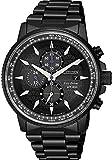 [シチズン] 腕時計 「Black Pantherモデル」 オリジナルBOX付 CA0297-52W メンズ ブラック