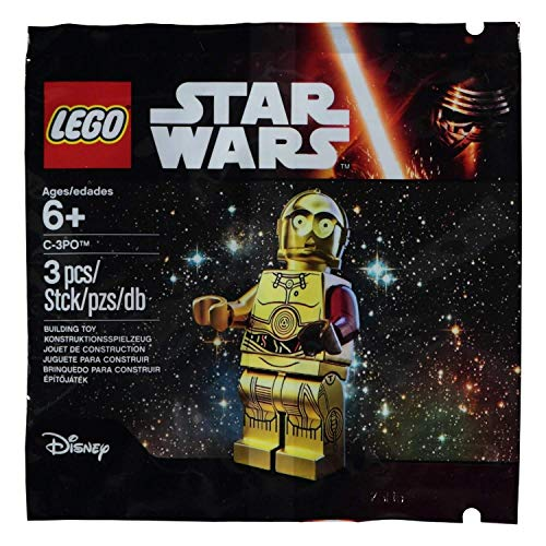 LEGO(R) STAR WARS C-3PO Minifig 2015 Roter linker Arm - The Force Awakens