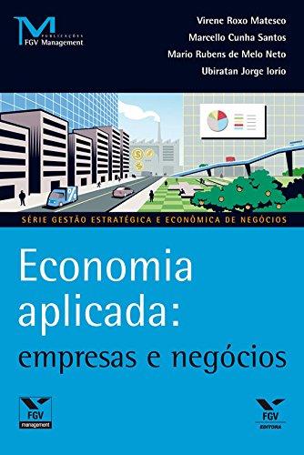 Economia aplicada: empresas e negócios (FGV Management)