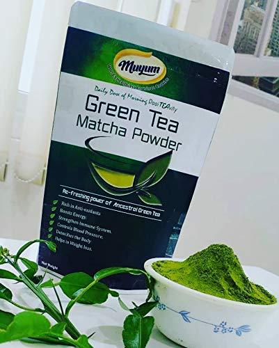 Muyum Japanese Matcha Green Tea Powder for Weight Loss 50g