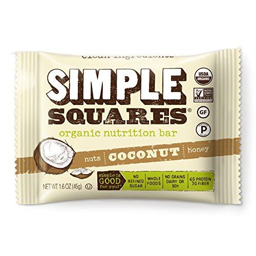 Simple Squares Paleo Snacks