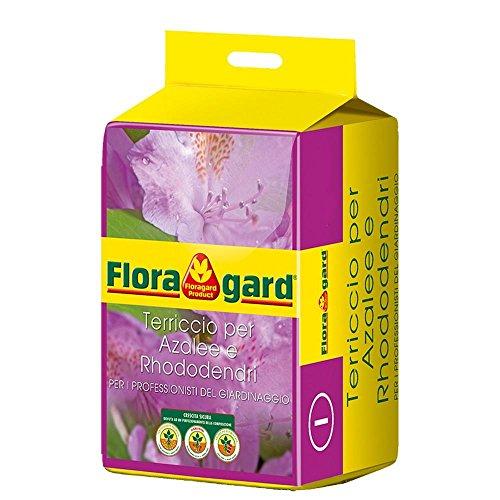 Rhodohum Floragard Moorbeeterde 70 L