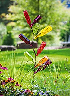 Best bottle bush yard art Reviews