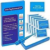 Micro Tag piel removedor micro Tag piel Dispositivo Kit de recarga removedor de etiquetas para las pequeñas de la piel del tamaño medio del Cuidado de la piel etiqueta de la piel removedor micro Set