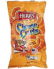 HERR'S CHEESE CURLS 12 x 199gram