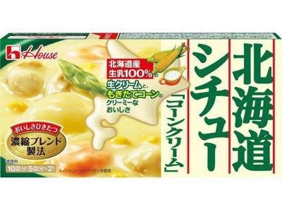 ハウス食品 北海道シチューコーンクリーム180g ×60個