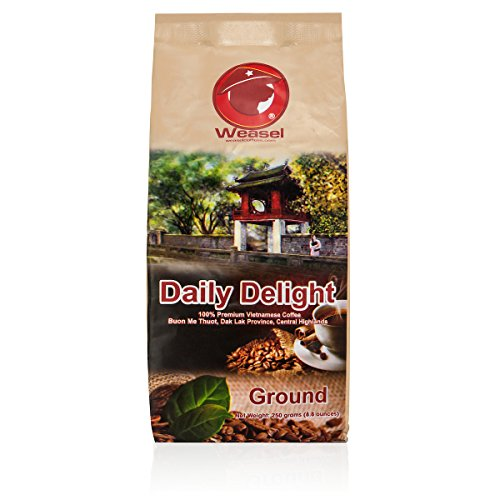 Daily Delight Vietnamese Coffee, Ground