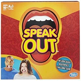 Adult Phrase Card Game, Expansion Game,Mouth Guard Challenge Game,Family Party Game