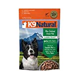 Freeze Dried Dog Food Or Topper By K9 Natural - Perfect Grain Free, Healthy, Hypoallergenic Limited...