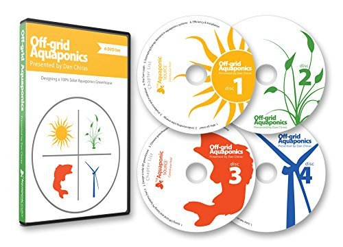 Off Grid Aquaponics 4-DVD Set