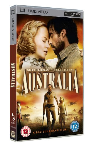 Australia [UMD Universal Media Disc]