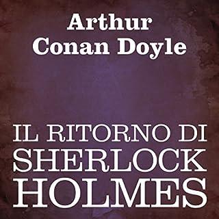 Il ritorno di Sherlock Holmes copertina