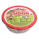 Nong Shim Japanese Style Udon Noodle Soup for 5 Bowls
