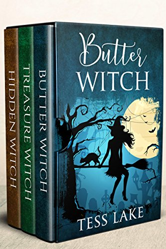 Torrent Witches Cozy Mysteries Box Set #1 Books 1-3 (Butter Witch, Treasure Witch, Hidden Witch) (English Edition)