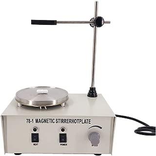 SYLPHID 110V/50Hz 78-1 Magnetic Stirrer Heating Mixer Hot Plate Magnetic Stirrer Machine 1000ML
