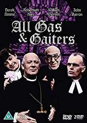 All Gas and Gaiters on DVD