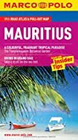 Marco Polo Mauritius: The Travel Guide With Insider Tips , Road Atlas & Pull-out Map (Marco Polo Mauritius (Travel Guide))