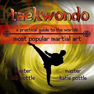 Taekwondo audiobook cover art