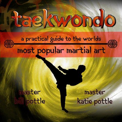 Taekwondo audiobook cover art