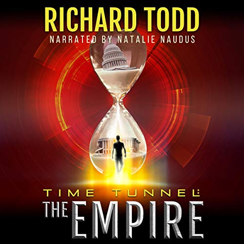 Time Tunnel: The Empire audiobook cover art