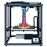 UWY Stampante 3D, Stampante 3D TRONXY X5SA Assemblaggio rapido Kit Fai-da-Te Dimensioni di Stampa 330 * 330 * 400 Mm Sensore di livellamento Automatico Riprendi cubo di Stampa