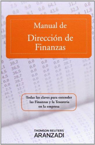 Manual de dirección de finanzas
