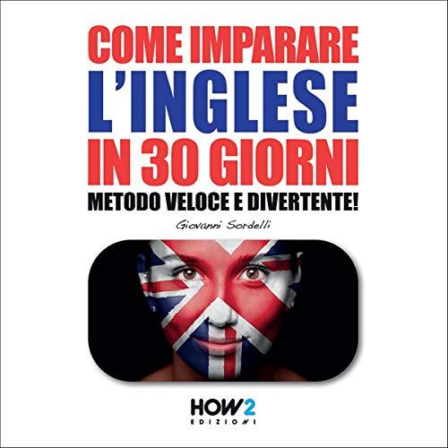 Come imparare l'inglese in 30 giorni copertina