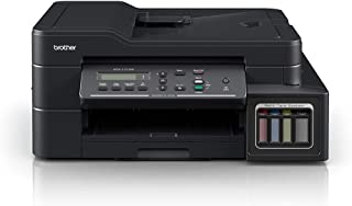 Brother Wireless All in One Printer, DCP-T710W, with Refillable Ink Tank System, Mobile Printing, Ultra High-Yield Color Ink