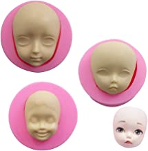 Best doll face molds Reviews