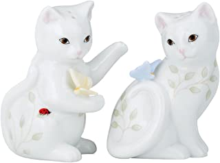 lenox cat salt and pepper shakers