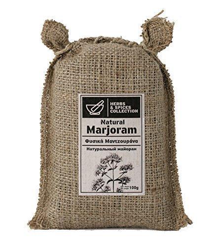Maggiorana naturale nel sacchetto 2 x 100 g di Creta