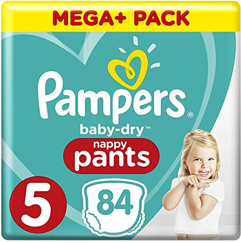 Pampers - Baby Dry Pants