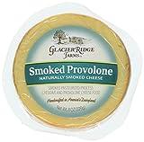 8oz Glacier Ridge Farms Smoked Provolone Cheese (One Cheese per order)