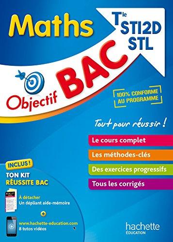 Objectif Bac Maths Term Sti2d Stl