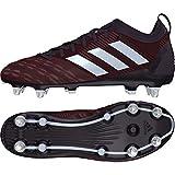adidas Malice Elite (SG), Botas de Rugby Hombre, Tinley/VERSEN/CIASEN, 48 2/3 EU