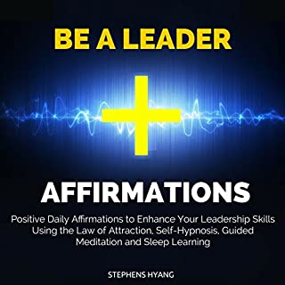 Be a Leader Affirmations cover art