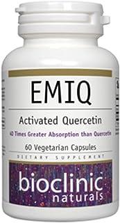 Bioclinic Naturals - EMIQ Activated Quercetin, 60 vcaps