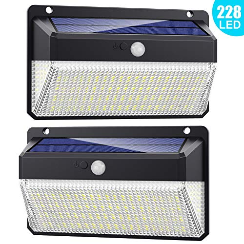 Photo de lampe-solaire-exterieur-228-led
