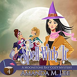 To Spell With It audiobook cover art