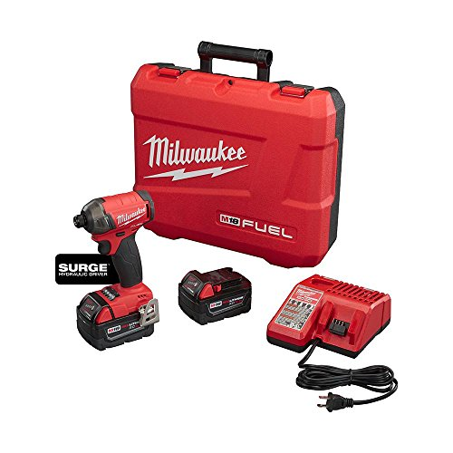 Lowest Price! Milwaukee Elec Tool DB303552 Fuel Surge 1/4 Hex Hydraulic Driver Kit, 2760-22