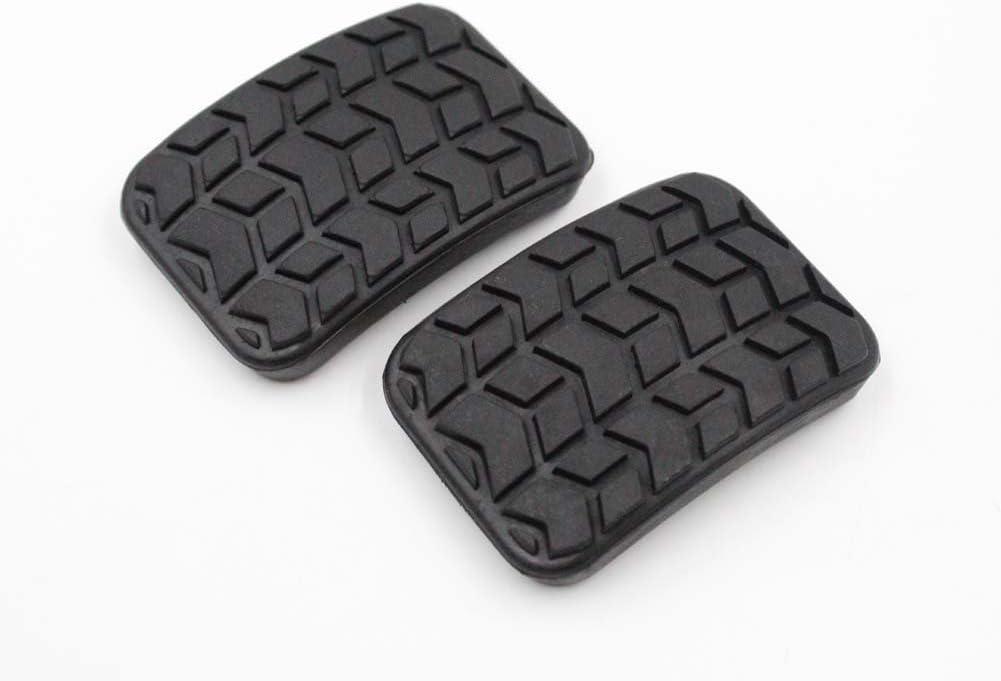 koauto 55% OFF 2 pcs Brake Clutch Pedal B09243028 Now on sale Miata For Mazda Pad