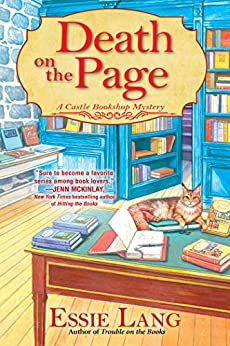Death on the Page: A Castle Bookshop Mystery by [Essie Lang]