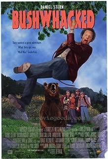 Bushwhacked Movie Poster (27 x 40 Inches - 69cm x 102cm) (1995) Style B -(Daniel Stern)(Jon Polito)(Brad Sullivan)(Ann Dowd)(Anthony Heald)(Thomas Wood)
