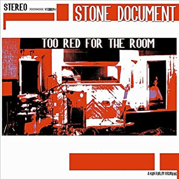 Too Red for the Room
