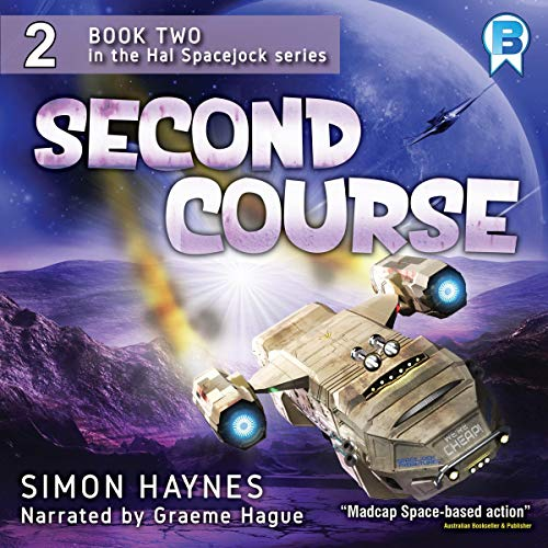 Second Course audiobook cover art