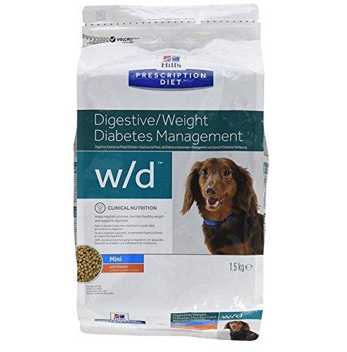 Hill's HPD Canine W/D Mini - 6 kg